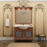 Мебель для ванной OPADIRIS Борджи 105 светлый орех купить
