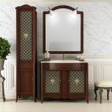 Мебель для ванной OPADIRIS Виктория 90 светлый орех купить