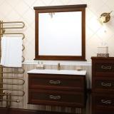 Мебель для ванной OPADIRIS Гарда 90 орех антик купить