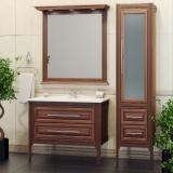Мебель для ванной OPADIRIS Корлеоне 100 светлый орех с патиной купить