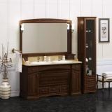 Мебель для ванной OPADIRIS Лучия 150 орех антик купить