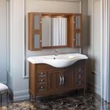 Мебель для ванной OPADIRIS Мираж 120 светлый орех купить