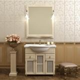 Мебель для ванной OPADIRIS Тибет 80 слоновая кость купить
