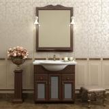 Мебель для ванной OPADIRIS Тибет 80 орех антик купить