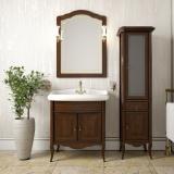 Мебель для ванной OPADIRIS Лоренцо 80 светлый орех купить