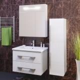 Мебель для ванной OPADIRIS Октава 60 белый купить