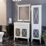 Мебель для ванной OPADIRIS Палермо 90 белый купить