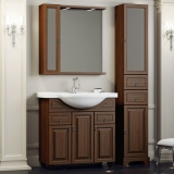 Мебель для ванной OPADIRIS Гредос 75 орех антик купить