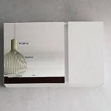 Шкаф зеркальный BELBAGNO Luce 800 мм Bianco Lucido BB800PAC/BL купить