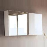 Шкаф зеркальный BELBAGNO Luce 1000 мм Bianco Lucido BB1000PAC/BL купить