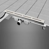 Дренажный канал RAVAK OZ Runway 300 - нержавеющая сталь X01418 купить