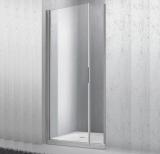 Дверь в душевую нишу BELBAGNO Sela 600*1900 мм SELA-B-1-60-Ch-Cr купить
