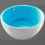 Ванна акриловая BELBAGNO 1500*1500*630 BB46-1500-MARINE купить