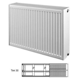 Радиатор стальной BUDERUS ТИП 30  K-Profil 300*700 мм купить