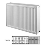 Радиатор стальной BUDERUS ТИП 33  K-Profil 300*1000 мм купить