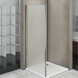Боковая стенка GOOD DOOR Infinity 800*1850 мм SP-80-C-CH купить
