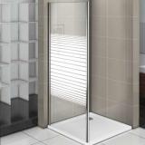 Боковая стенка GOOD DOOR Infinity 800*1850 мм SP-80-S-CH купить