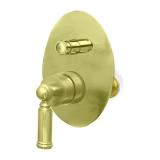 Смеситель для ванны встраиваемый BOSSINI Liberty золото Z001202.021 купить