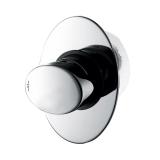 Смеситель для душа встраиваемый BOSSINI Oval хром Z006201.030 купить