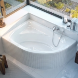 Ванна акриловая EXELLENT Aquarela 150*100 L купить