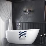 Ванна акриловая EXELLENT Comfort Plus 175x75 Белая-Белая купить