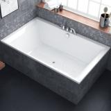 Ванна акриловая EXELLENT Crown Lux 190*120 купить