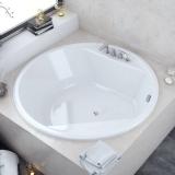 Ванна акриловая EXELLENT Great Arc D=160 купить
