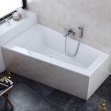 Ванна акриловая EXELLENT Sfera 170*100 L купить