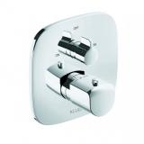 Смеситель для ванны термостатический встраиваемый KLUDI Ameo 418300575 купить