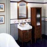 Мебель для ванной OPADIRIS Лоренцо 60 светлый орех купить