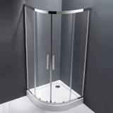 Душевое ограждение CEZARES Lucido 900*900*1950 мм LUCIDO-R-2-90-C-Cr купить