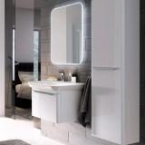 Комплект мебели KERAMAG MyDay 80 белый купить