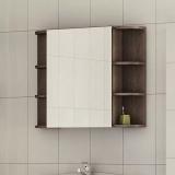 Шкаф зеркальный VALENTE Festa 750х163х650 мм Fst750.12 купить