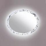 Зеркало с подсветкой VALENTE Ispirato 700*20*550 мм Isp700.1101 купить