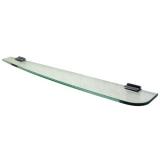 Полка стеклянная VALENTE Lacrima 680*120*10 мм Lac750.61 купить