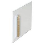 Дверь тумбы под умывальник RAVAK Chrome SD 400 R белая X000000541 купить