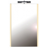 Зеркало с подсветкой RAVAK Rosa M 565*30*800 мм в рамке береза белая X000000240 купить