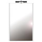 Зеркало с подсветкой RAVAK Rosa M 560 в белой рамке X000000330 купить