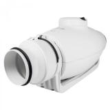 Вентилятор канальный вытяжной SOLER&PALAU Silent TD-250/100 T с таймером купить