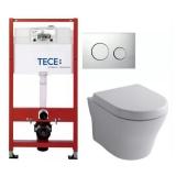 Инсталляция TECE c унитазом TOTO MH 530*394*339 мм K400626CW162YVC10047NN купить
