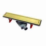 Дренажный канал PESTAN CONFLUO PREMIUM LINE 450 золото 13100051 купить
