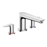 Смеситель для ванны на 3 отверстия HANSGROHE Talis E 71747000 купить