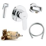 Гигиенический душ встраиваемый GROHE Bau Erge 124898 купить