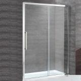 Дверь душевая в нишу CEZARES Lux-Soft 1300*2000 LUX-SOFT-BF-1-130-С-Cr купить