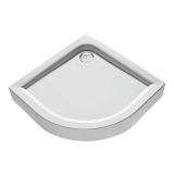 Душевой поддон полукруглый IFO Solid SKR 900*900 мм 0633581 купить