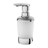 Диспенсер для жидкого мыла стеклянный AM PM Sensation A3031900 купить
