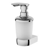 Диспенсер для жидкого мыла стеклянный купить