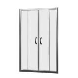 Душевая дверь в нишу AM PM Bliss L Solo Twin 1400*1900 мм W53S-1401190MT купить