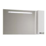 Шкаф зеркальный АКВАТОН Диор 1000 мм правый 1A167902DR01R купить