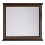 Зеркало АКВАТОН Идель 850 мм дуб шоколадный 1A195702IDM80 купить